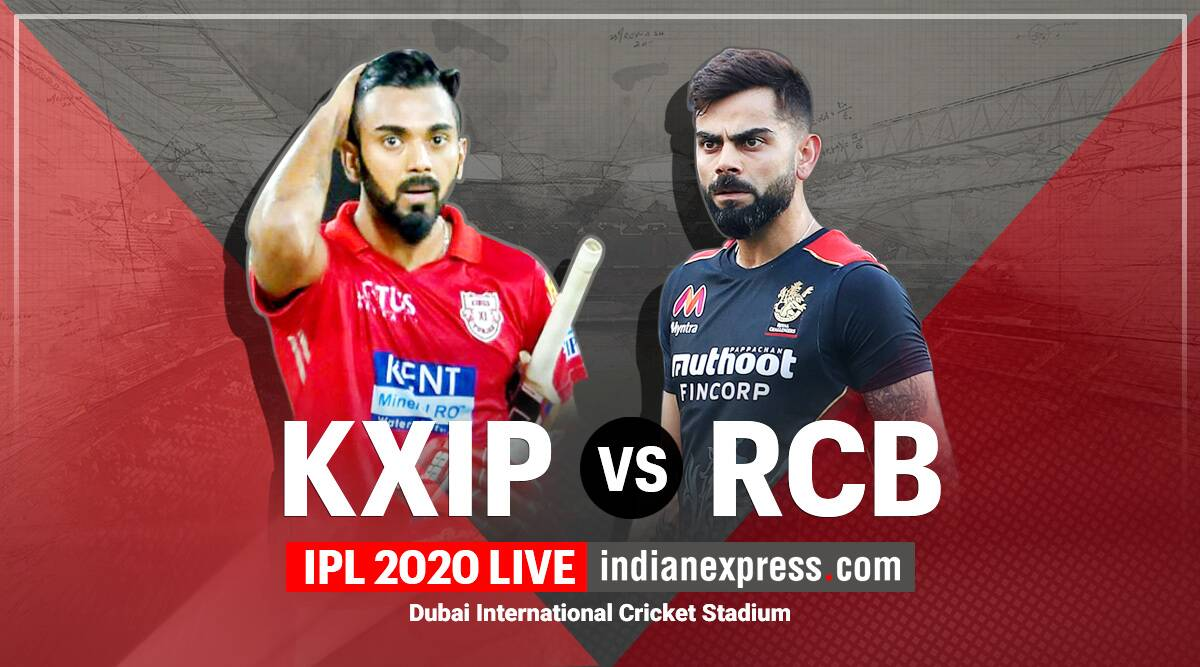 IPL 2020, KXIP vs RCB Highlights: KL Rahul inflicts 97-run defeat on RCB    Sports News,The Indian Express