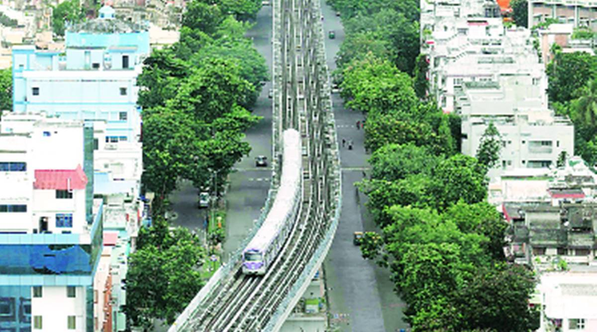 Day 1: 1,648 take ride on Kolkata Metro's spl service