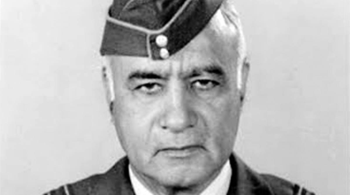 Air Marshal M M Singh dies, Air Marshal M M Singh passes away, Vir chakra M M Singh death, Chandigarh news, India news, indian express