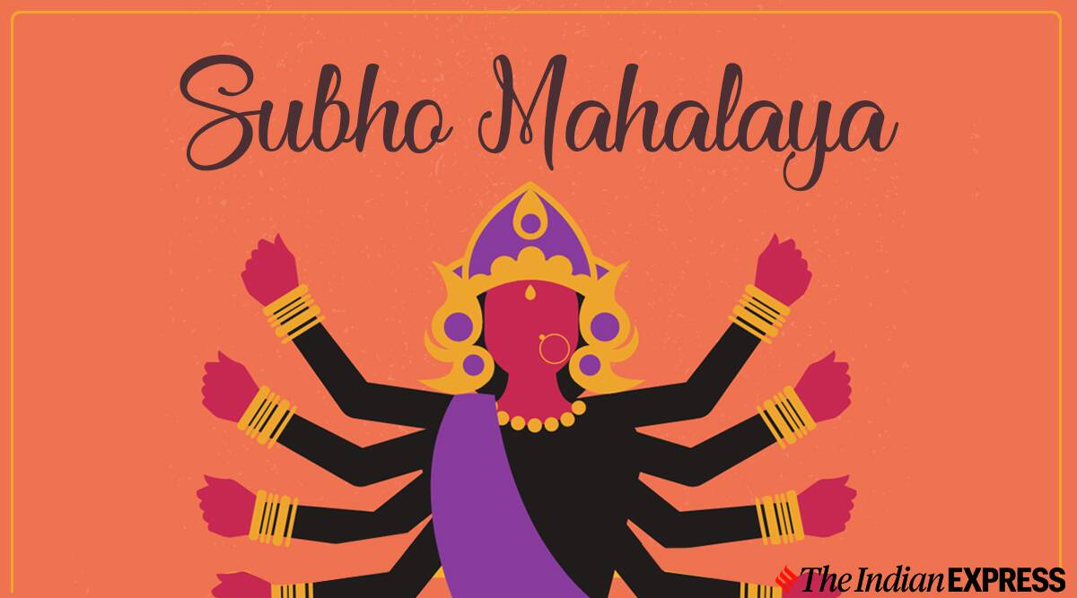 Happy Mahalaya 2020: Wishes, Images, Status, Quotes, Messages, Photos, Wallpapers, and Greetings - The Indian Express