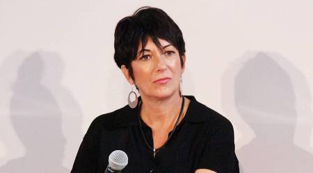 Ghislaine Maxwell, Ghislaine Maxwell case, Ghislaine Maxwell deposition, Jeffrey Epstein, Jeffrey Epstein case, Indian Express