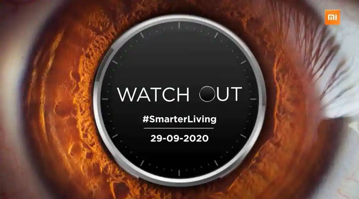 mi smarter living event, mi band 5, mi watch, mi revolve watch, mi smart led bulb, mi band 5 price india, mi watch price india, mi revolve price india