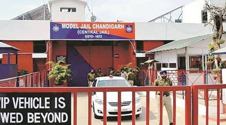 Chandigarh news, Chandigarh jail inmated, NCRB data on Chandigarh jail inmates, Model Burail jail, Indian express