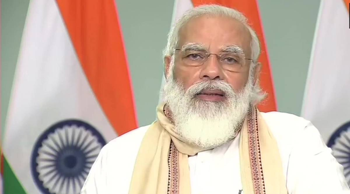 PM Modi pays tribute to Bhagat Singh