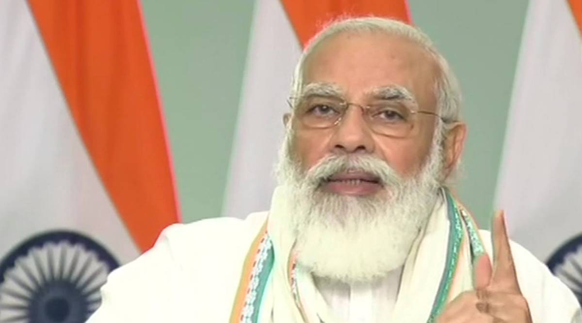 Farm Bills 'needed for 21st century India,' says PM Modi amid protests