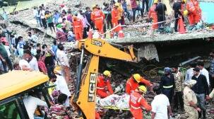 Mohali Building Collapse, Dera Bassi Building Collapse, Dera Bassi, Mohali, NDRF