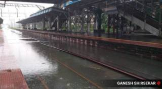 Heavy showers drench Mumbai, break a few decades-old records