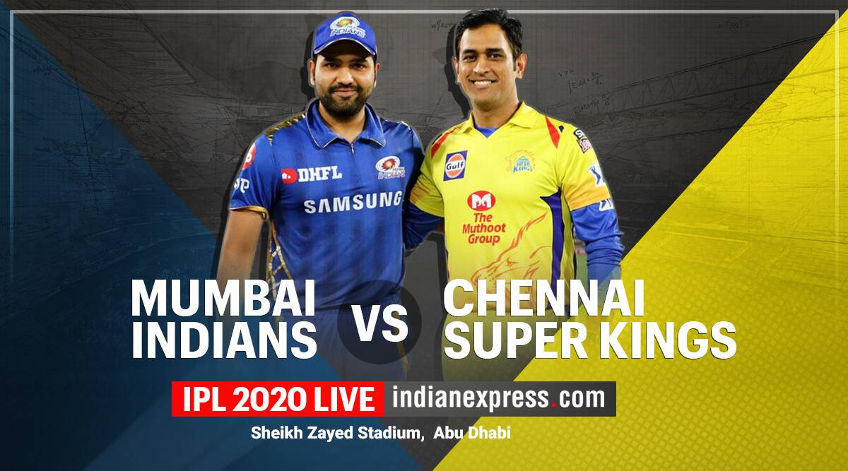 Ipl 2020 Mi Vs Csk Highlights Csk Win By 5 Wickets Sports News The Indian Express