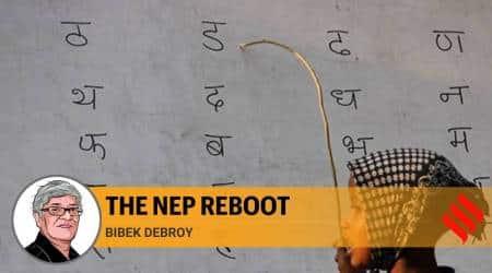 mother tongue, english medium, National Education Policy, regional language, Bibek Debroy writes, Bibek debroy on NEP, NEP 2020, National Education Policy implementation, indian express, express opinion