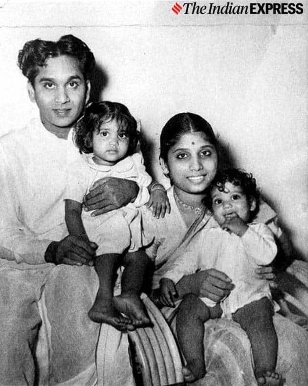 Akkineni Nageshwara Rao family