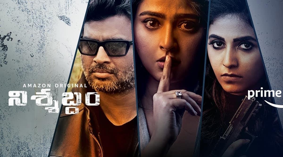 Nishabdham trailer: Anushka Shetty film offers nothing interesting |  Entertainment News,The Indian Express