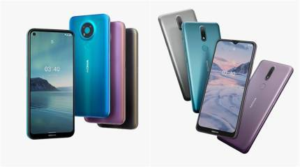 HMD launches Nokia 2.4 and 3.4 globally: Here are the details