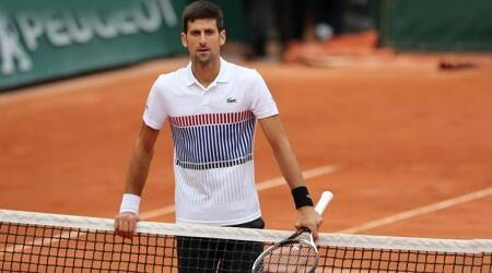 Novak Djokovic, Novak Djokovic US Open 2020, Novak Djokovic disqualified, Djokovic line judge video,