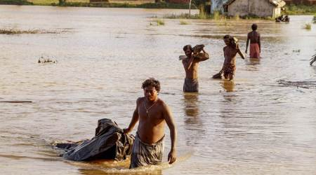 Floods assistance, Ministry of Home Affairs