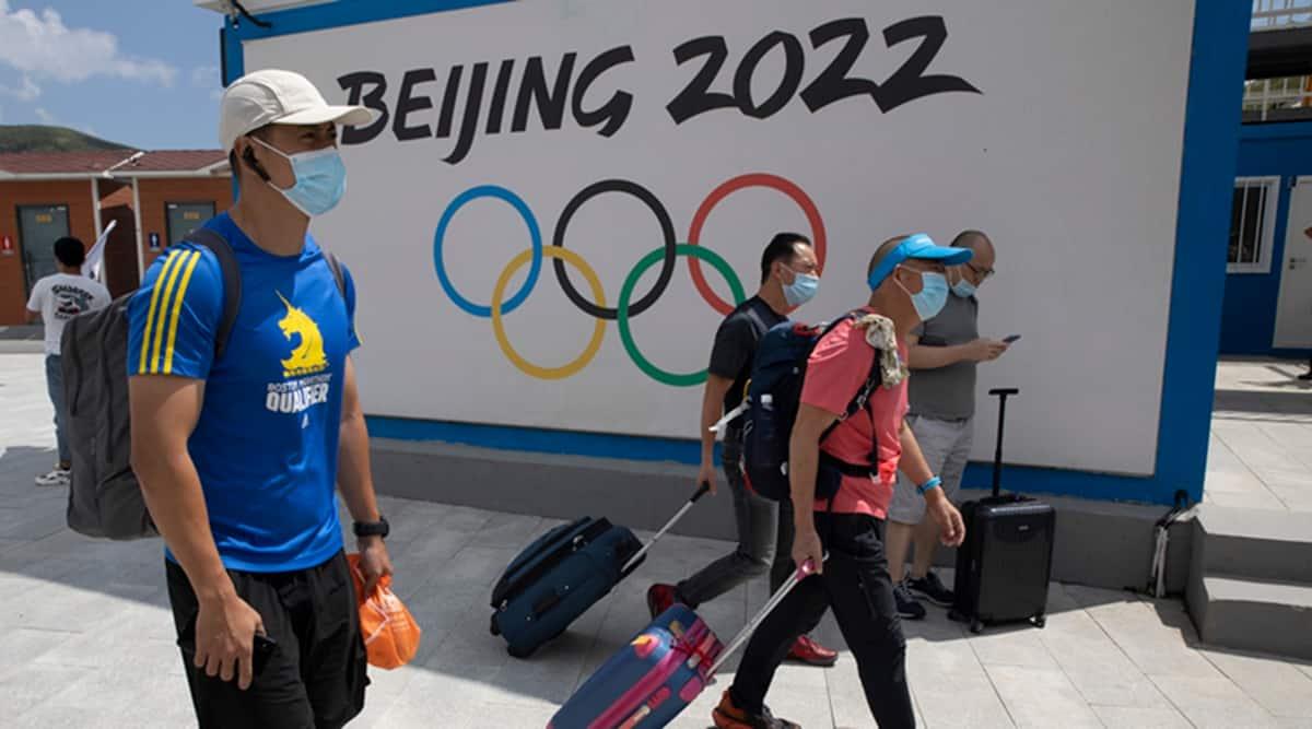 China, Olympics