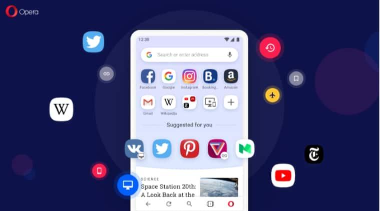 Opera, Opera browsers, Opera web browsers for Android, privacy browsers, privacy web, opera browser for desktop