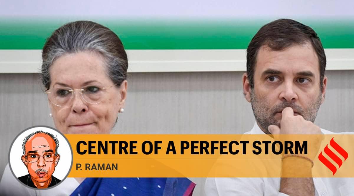 congress, congress president, crisis in congress, sonia gandhi, rahul gandhi, Narasimha Rao, P Raman writes indian express Opinion