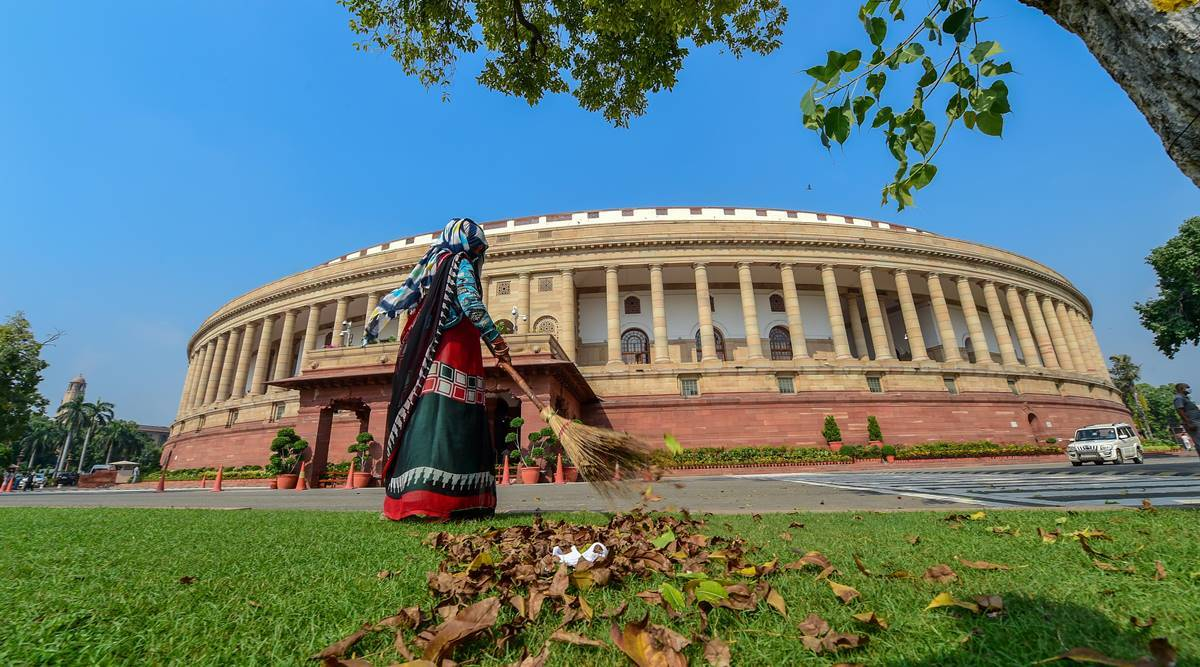 Parliament LIVE updates: FM Sitharaman moves Bill to amend the Banking Regulation Act, 1949 in LS - The Indian Express