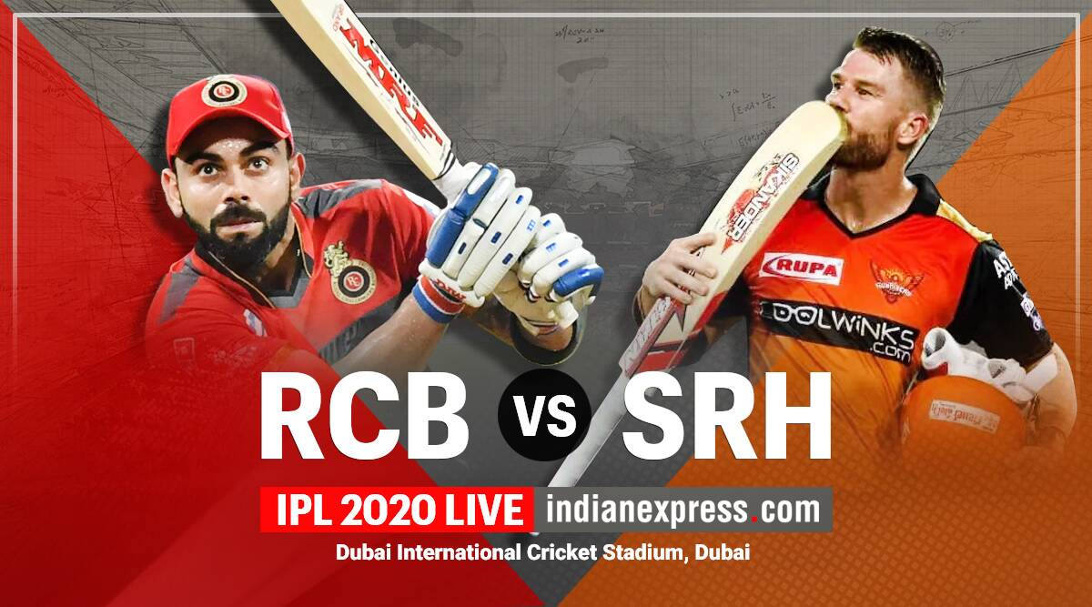 Ipl 2020 Srh Vs Rcb Highlights Bangalore Beat Hyderabad By 10 Runs Sports News The Indian Express