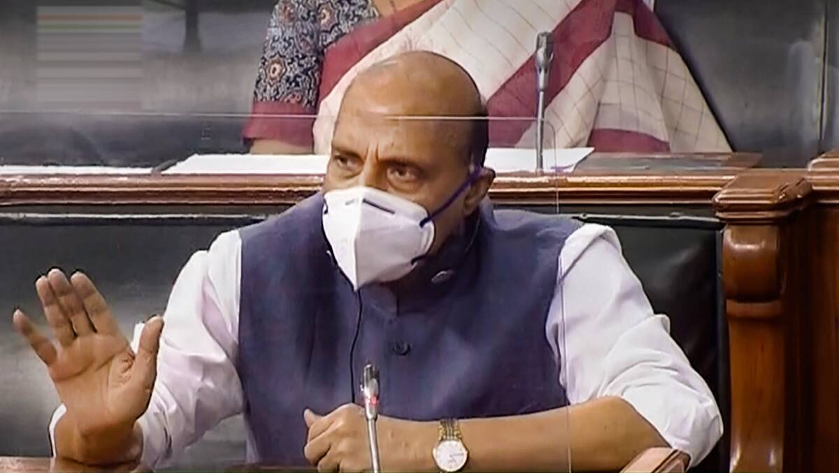 Parliament Monsoon Session Day 2: Rajnath says border row with China unresolved; bill to cut salaries of MPs by 30% passed - The Indian Express