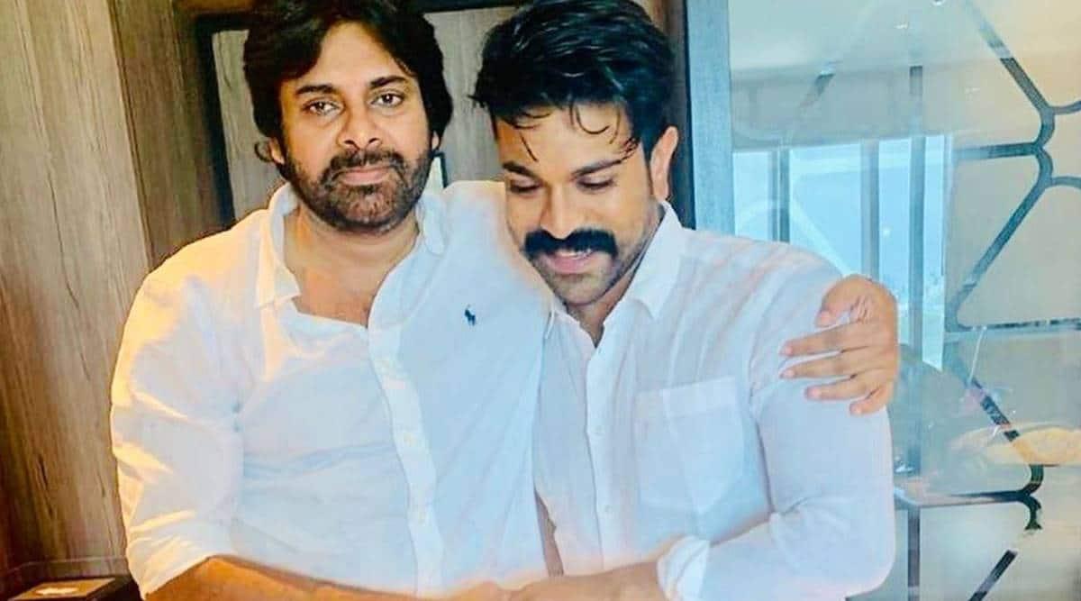 Ram Charan donates Pawan Kalyan