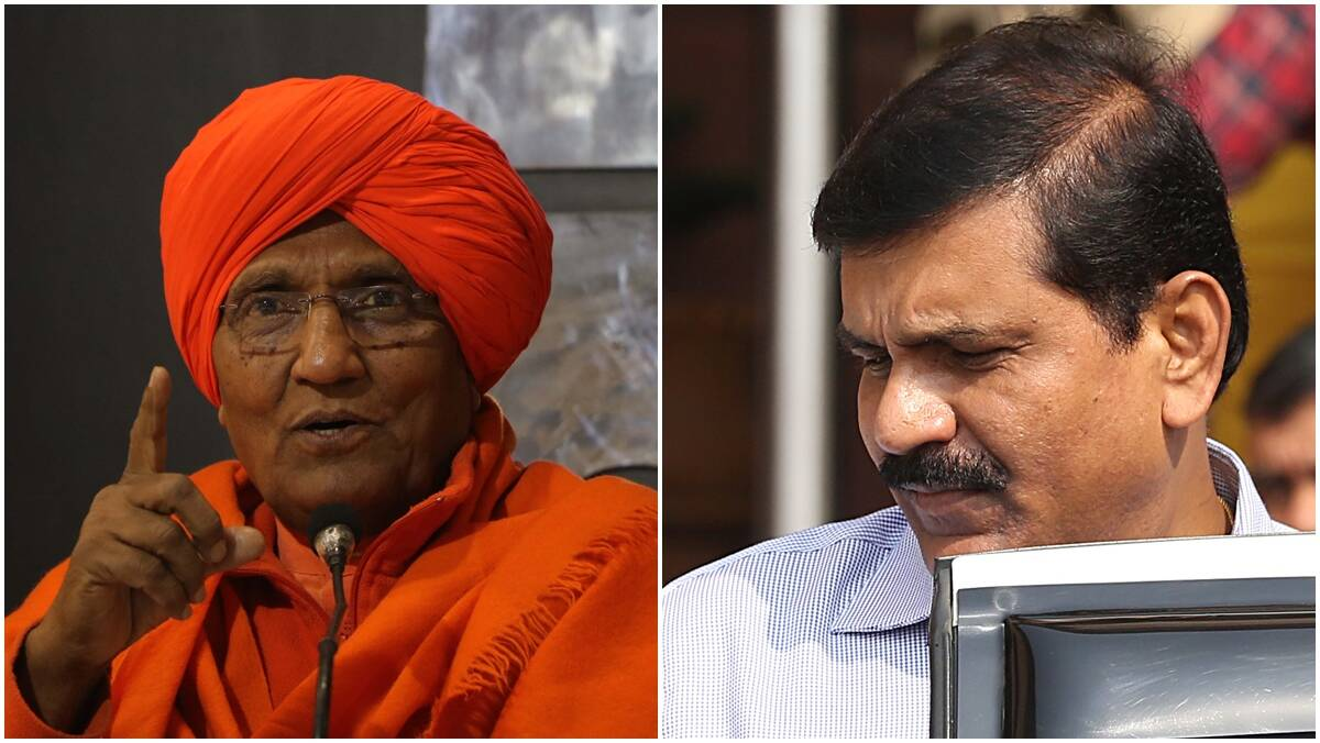 Ex-CBI chief Nageswara Rao faces flak for calling Swami Agnivesh's death 'good riddance' - The Indian Express