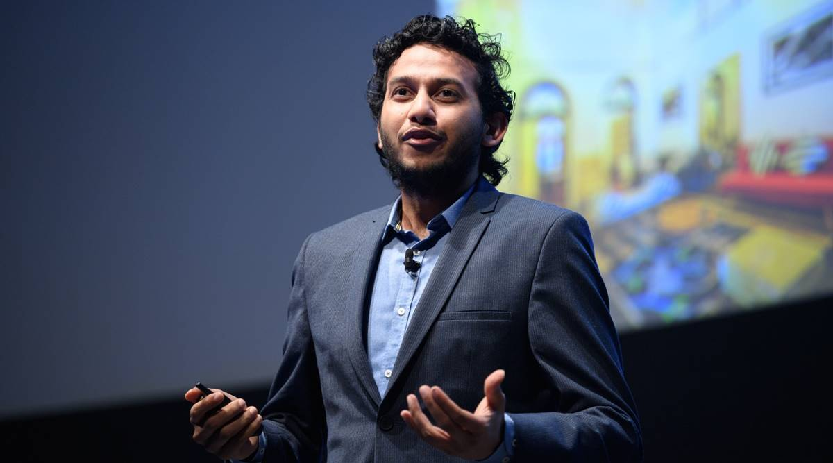Speaking at an AIMA event, Ritesh Agarwal said OYO has adopted a strategy of being 'globally local' to tackle this risk.