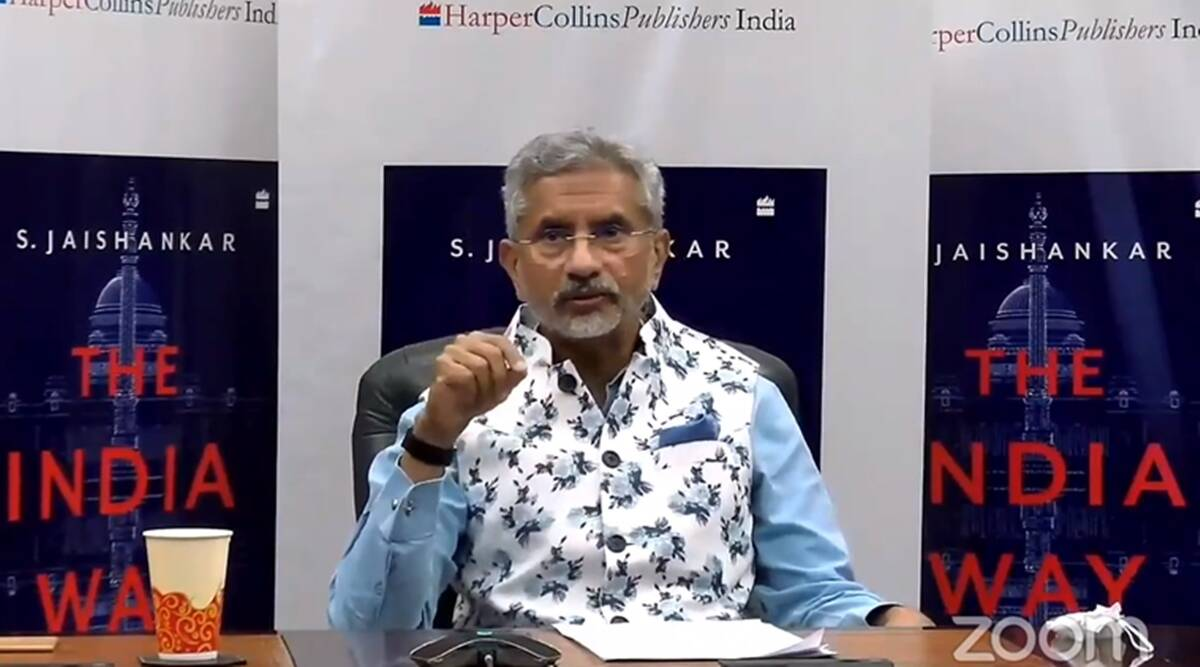 Express e-Adda LIVE Updates: Nationalism will be a dominating feature in a post-Covid world, says Jaishankar - The Indian Express
