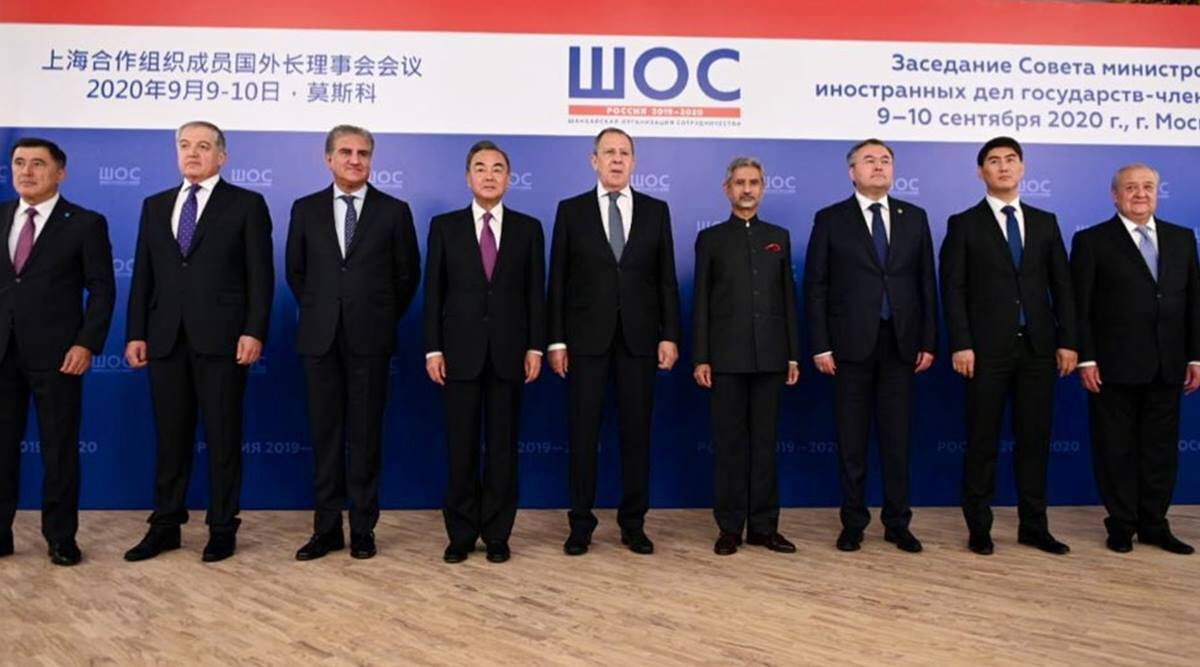 Jaishankar attends SCO Foreign Ministers' meeting in Russia