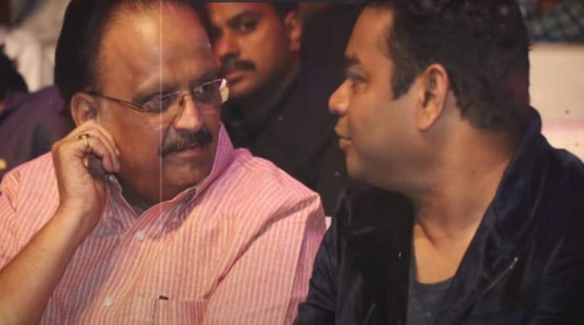 AR Rahman on SP Balasubrahmanyam