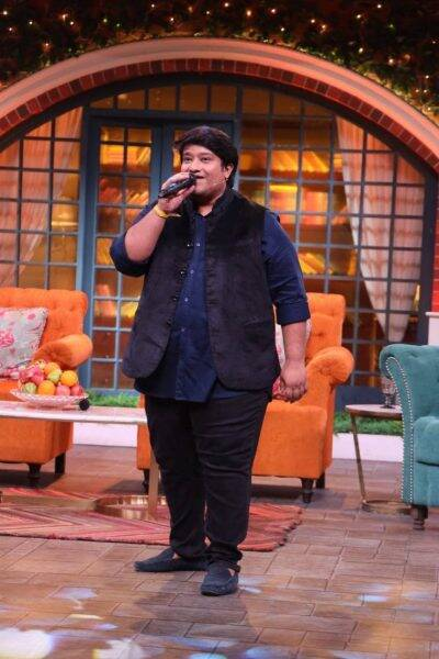 divya kumar, the kapil sharma show