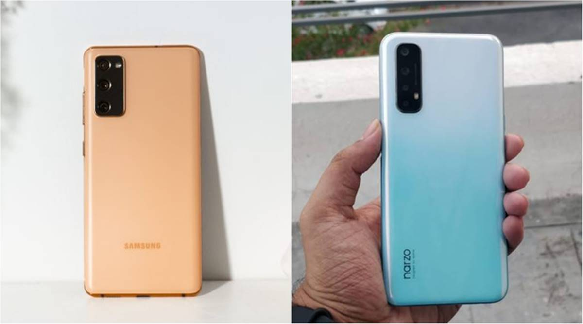 Samsung Galaxy S20 FE to Realme Narzo 20 series: Smartphones launched this week