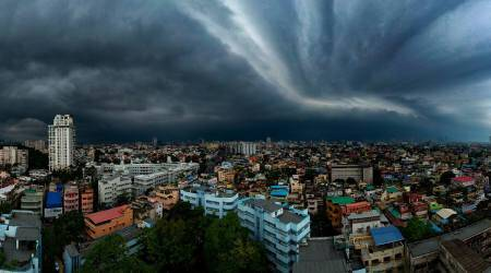 Under a cloud: Meet Kolkata's storm chasers who document extreme weather