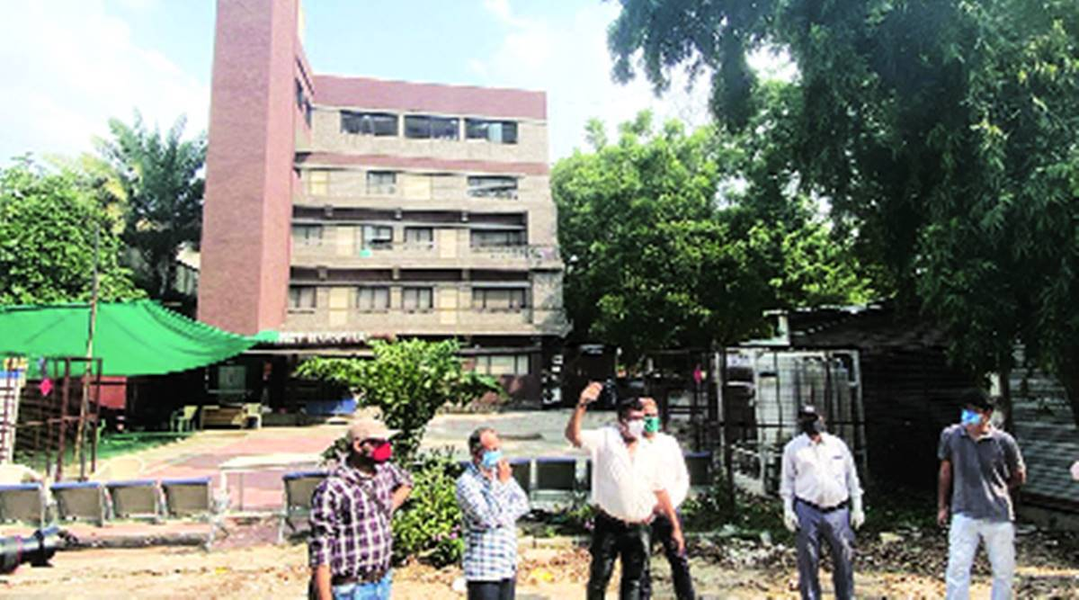 Shrey Hospital fire, families demand independent probe, Ahmedabad news, Gujarat news, Indian express news