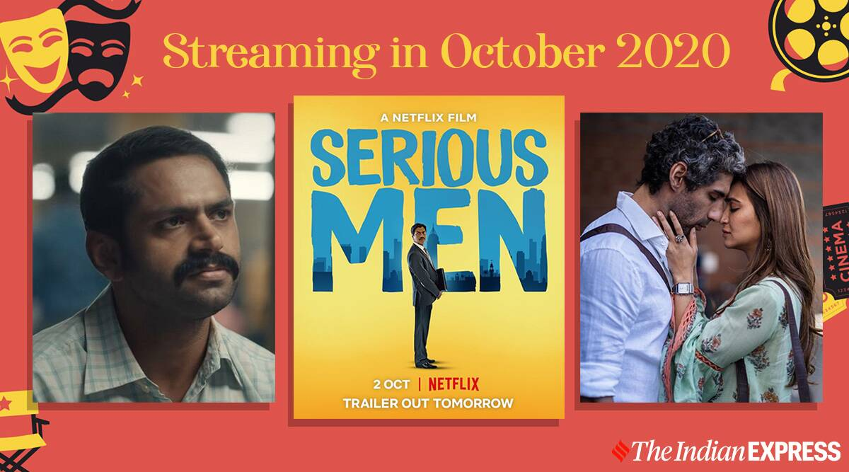 Streaming in October 2020: Mirzapur 2, Khaali Peeli, Serious Men and others thumbnail