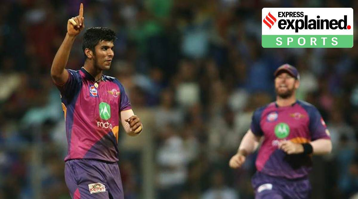 Explained: Why Washington Sundar's spell is being known as the 'easiest efficiency in IPL up to now' - The Indian Categorical thumbnail
