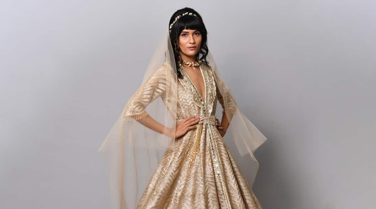 India Couture Week, gaurav gupta, suneet varma, indianexpress, digital version of ICW, fashion,