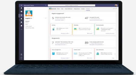 microsoft teams, teams for education, microsoft teams new features, microsoft teams education platform, microsoft teams teachers day features, microsoft teams how to use