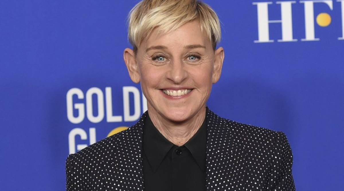 Ellen DeGeneres, Ellen DeGeneres talk show host, Ellen DeGeneres and toxic work culture, Ellen DeGeneres apologises for toxic work environment, indian express news