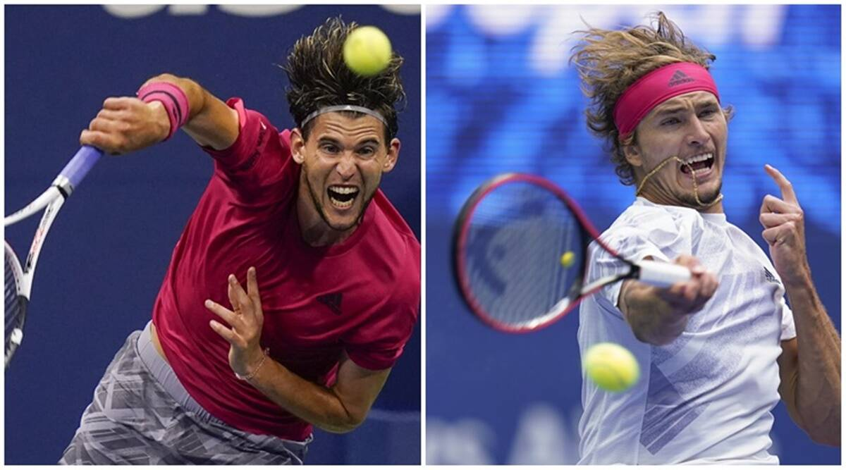 US Open 2020 Men's Final Live Stream Dominic Thiem vs Alexander Zverev