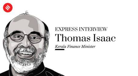 Thomas Isaac on GST compensation