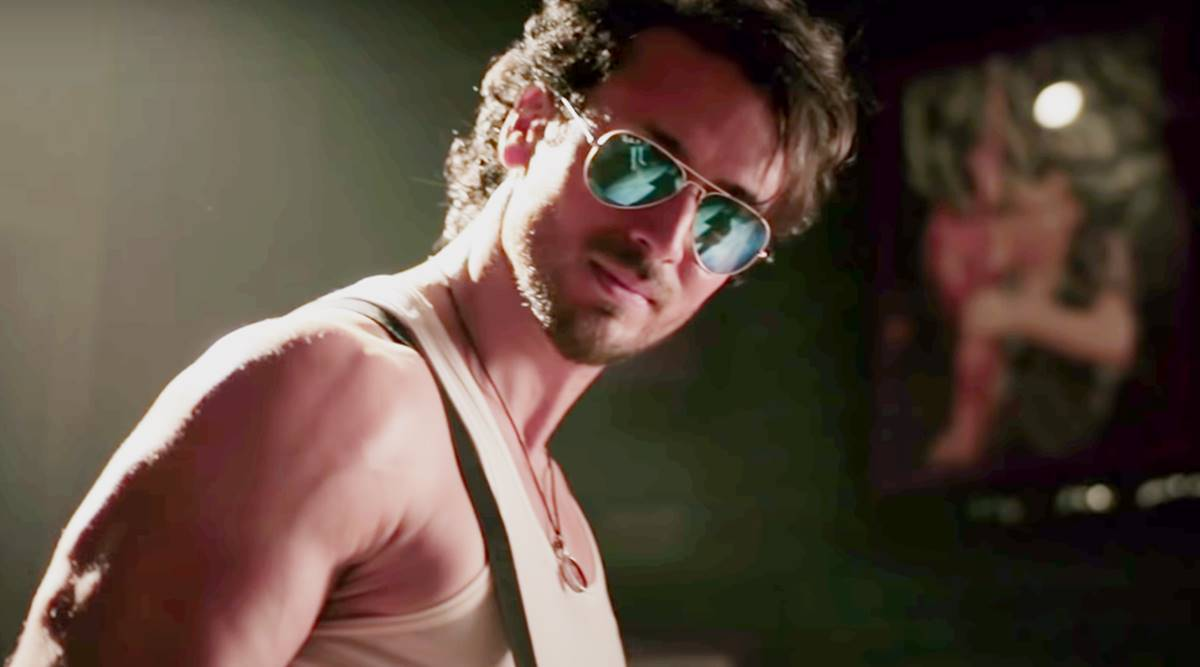 Tiger Shroff song Unbelievable