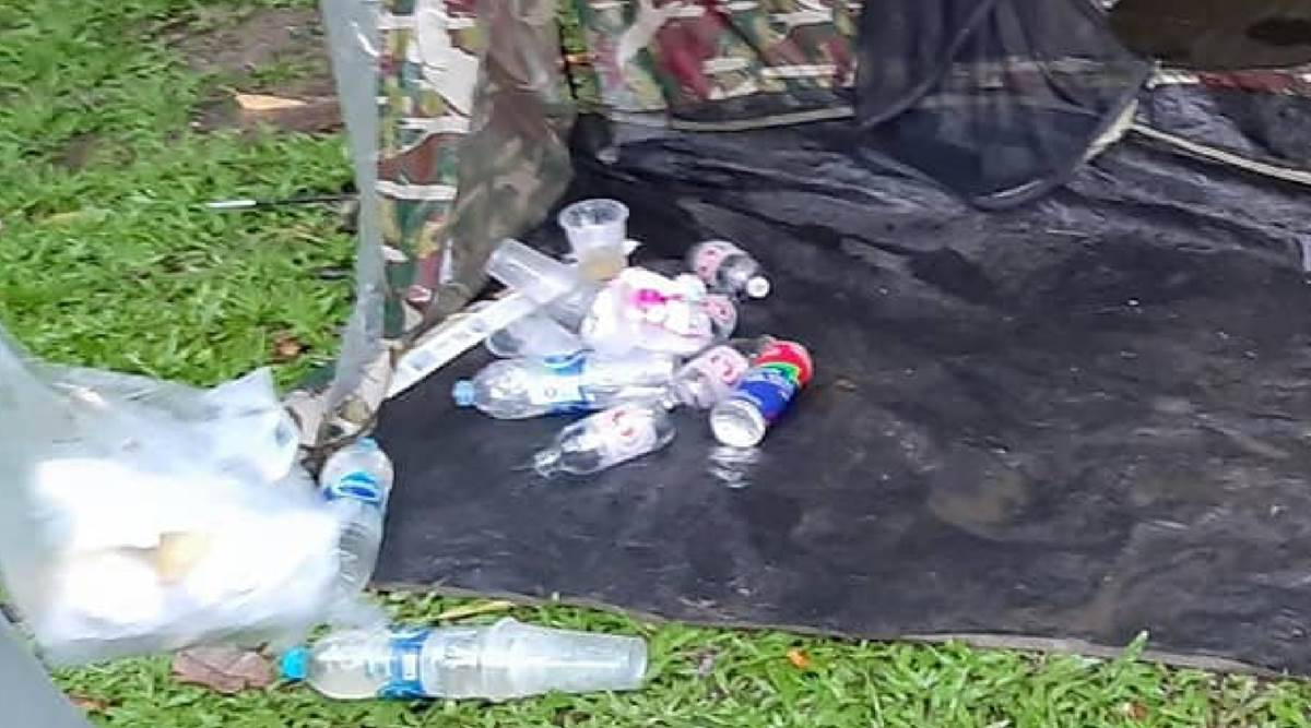 national park in Thailand, garbage, packaging and sending trash back to visitors, violation of norms, Khao Yai National Park, indian express news