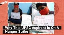 Why UPSC Aspirant Is On A Hunger Strike | UPSC Exam 4th Oct