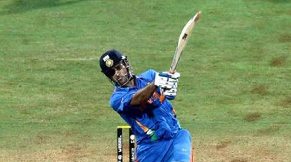 MS Dhoni six, 2011 World Cup final six