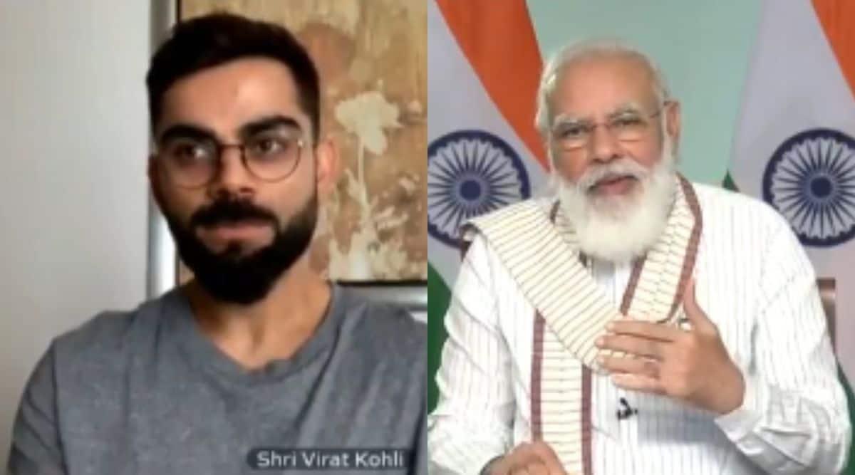 Virat Kohli, Yo YO test, Virat Kohli Modi, PM Modi Virat Kohli