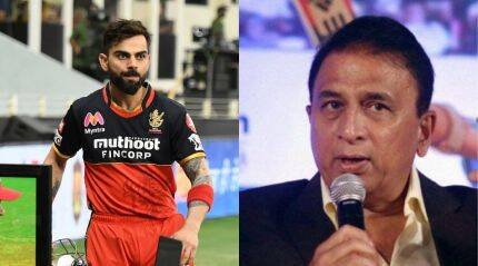 Anushka hits back after Gavaskar's comment about Kohli's performance
