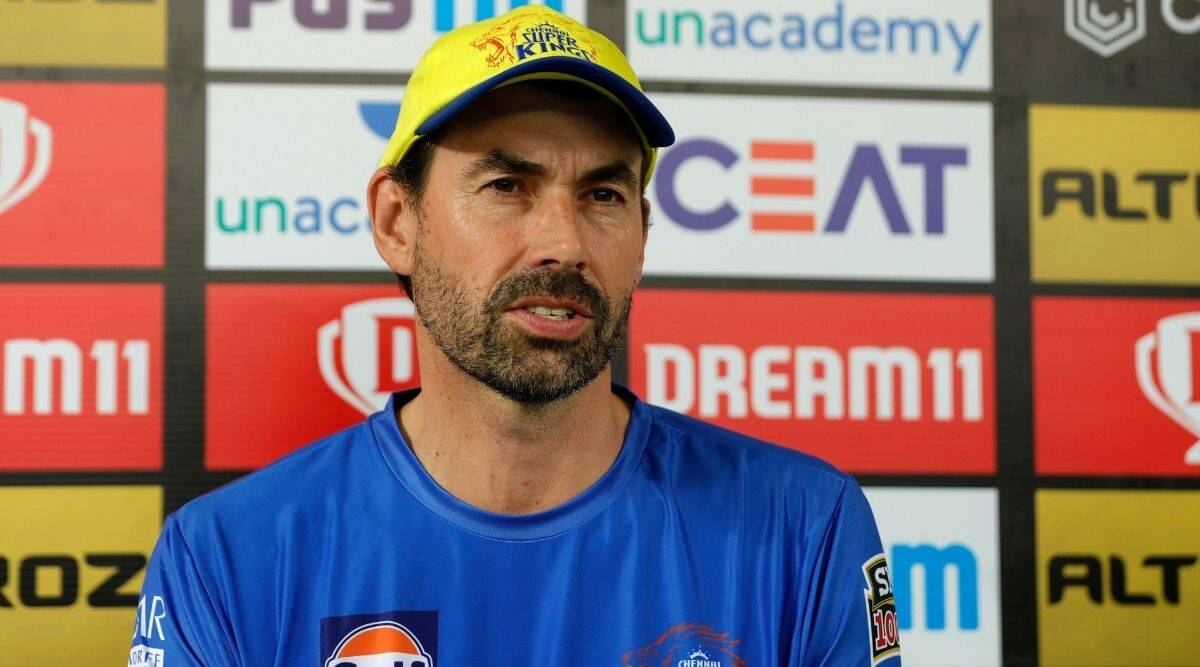 Stephen Fleming, CSK coach, CSK