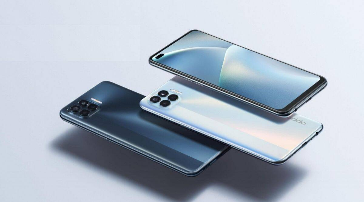 Oppo F17 F17 Pro Launched In India Price Specs And Other Details Technology News The Indian Express