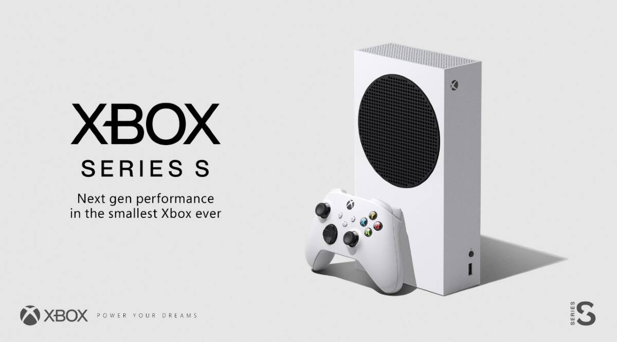 Microsoft, Xbox Series S, Xbox Series S launch date, Xbox Series S photo, Xbox Series S design, Xbox Series S price, Xbox Series S India launch, Xbox Series X, Xbox Series S games, Xbox Series S vs PS5